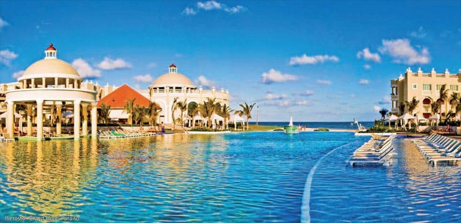 pool view Iberostar hotels and resorts - Iberostar Grand Hotel El Mirador