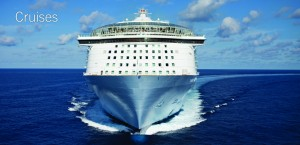 luxury cruise on the ocean, all inclusive vacation package booked with Southern Travel Agency Augusta, GA