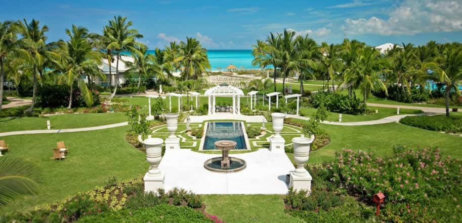 Sandals Emerald Bay on the Bahamian Out Islands, perfect for all inclusive destination weddings