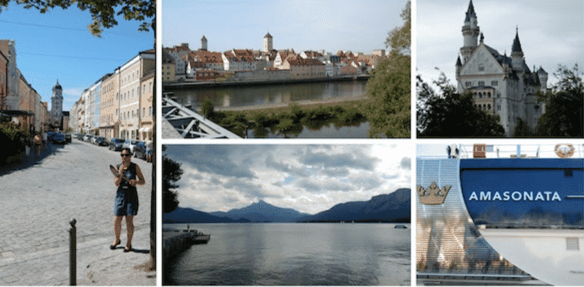 traveler in Munich for a three-day extension with AmaWaterways Danube river cruise