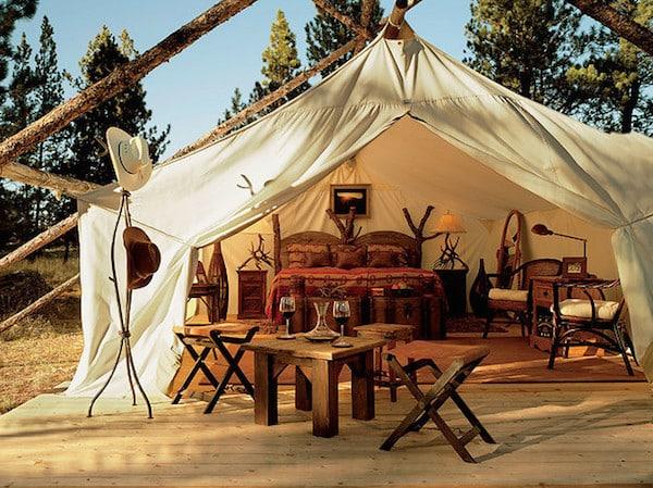 family summer vacation ideas - Montana Luxury Ranch