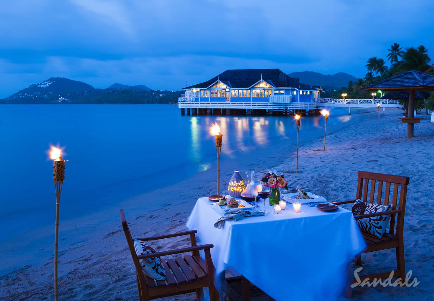 all inclusive sandals halcyon beach resort in st. lucia, luxury all inclusive resorts