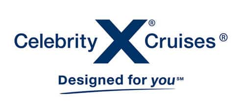 logo Celebrity Cruises, luxury cruise line