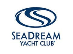 logo SeaDream Yacht Club, luxury cruise line