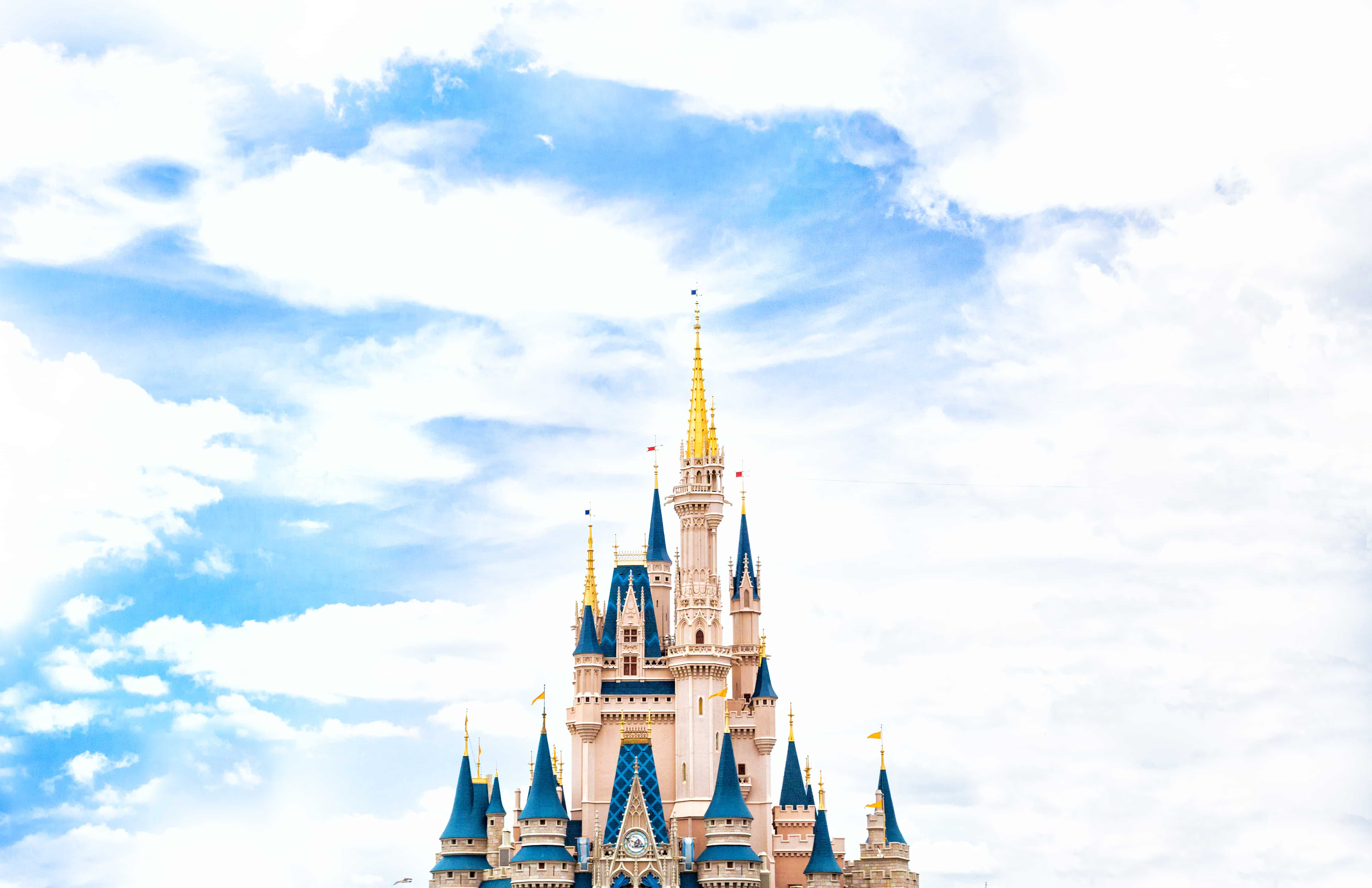disney cinderella castle, symbolizing a luxury disney vacation