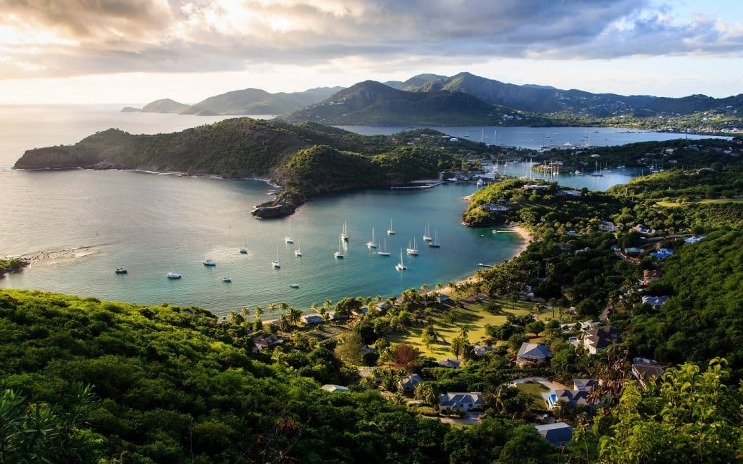 An Antigua Destination Wedding at Hermitage Bay that Hits all the Right Notes – Client Interview