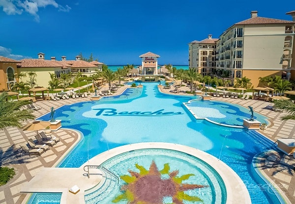 one of the luxury all inclusive resorts Southern Travel Agency Augusta, GA is planning as custom travel itineraries for its clients