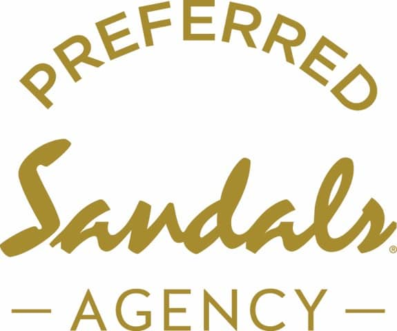 preferred Sandals agency logo