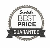 Sandals Best Price Guarantee logo