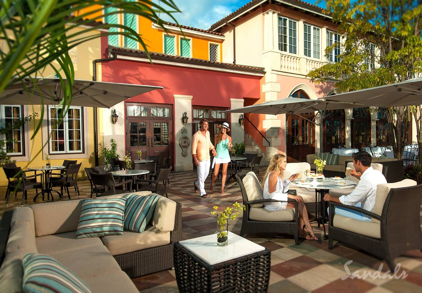 Sandals South Coast, former Sandals Whitehouse, European sophistication with Jamaican flavor, all inclusive group vacation packages