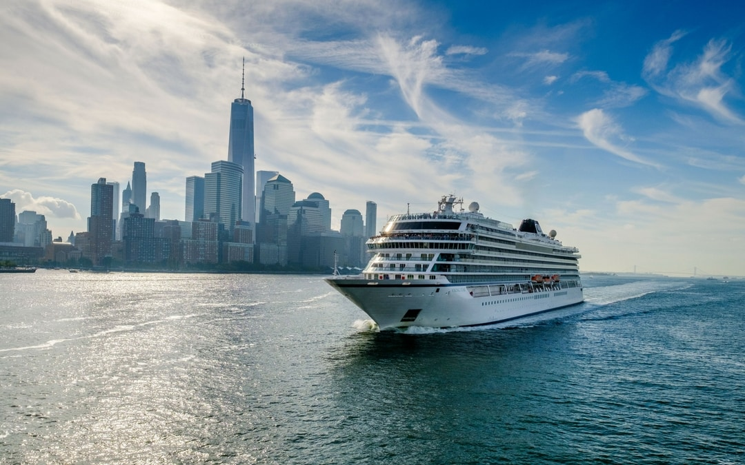Viking ocean cruises, New York