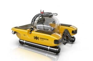 Kensington Submersible