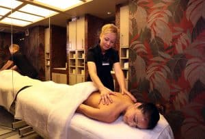 massage spa at a river cruise by AmaWaterways cruises
