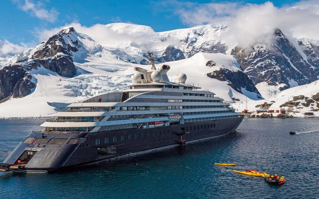 Luxury Antarctica Cruise – Our Client's Blog