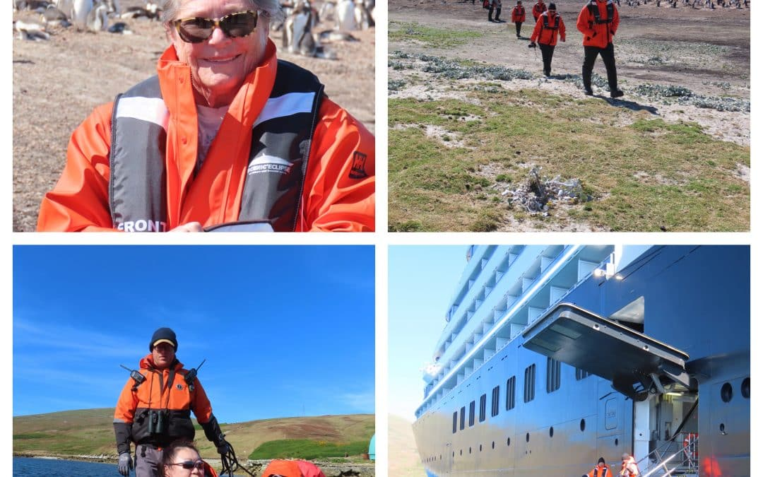 Luxury Antarctica Cruise Blog – Chapter 2 Falklands