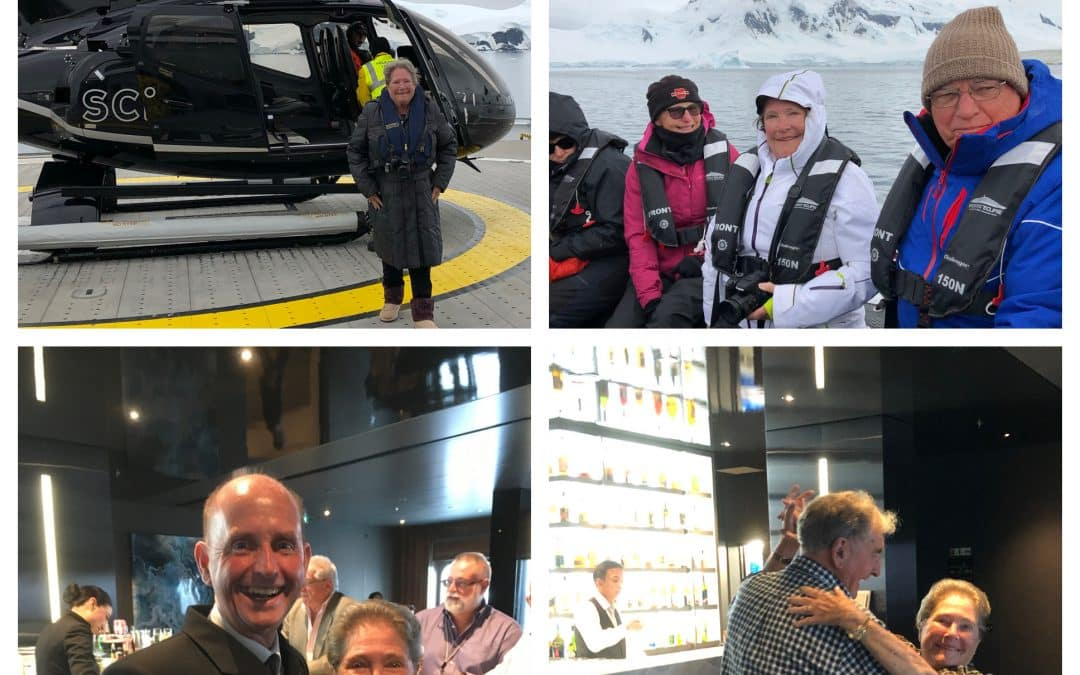 Luxury Antarctica Cruise Blog – Chapter 5 Antarctica