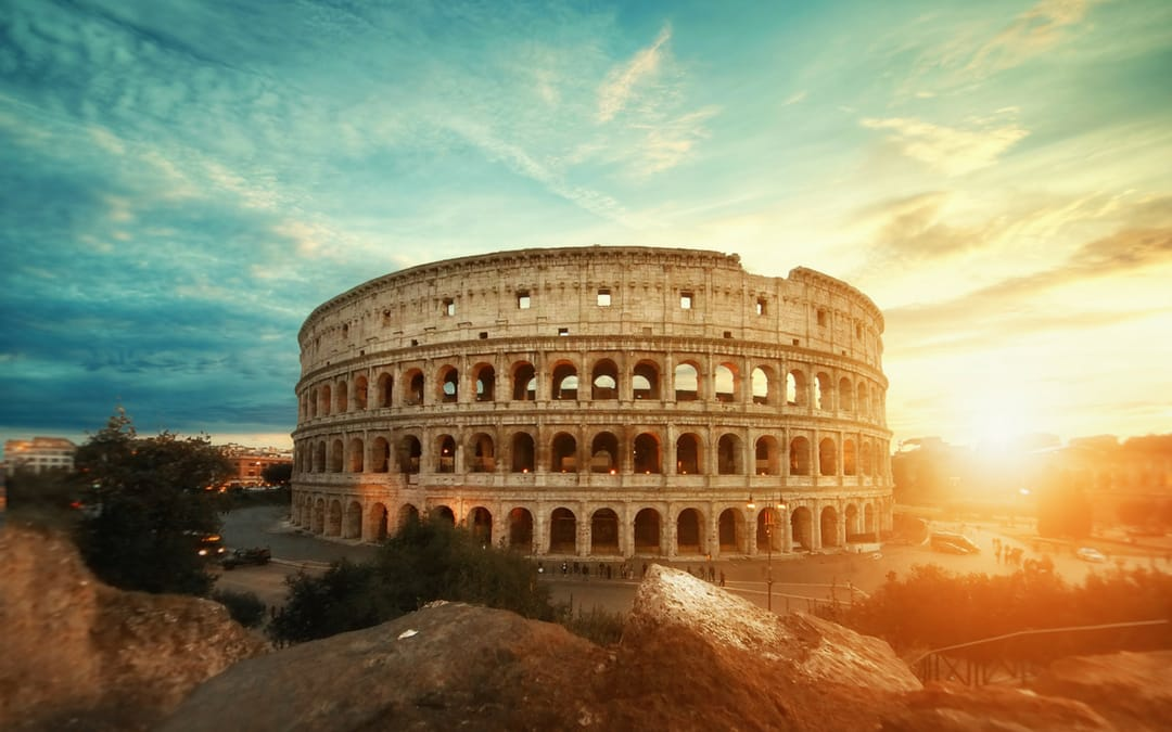 Rome Travel: Client Italy Vacation Journal – Traveling with Purpose | Chapter 4 – Rome