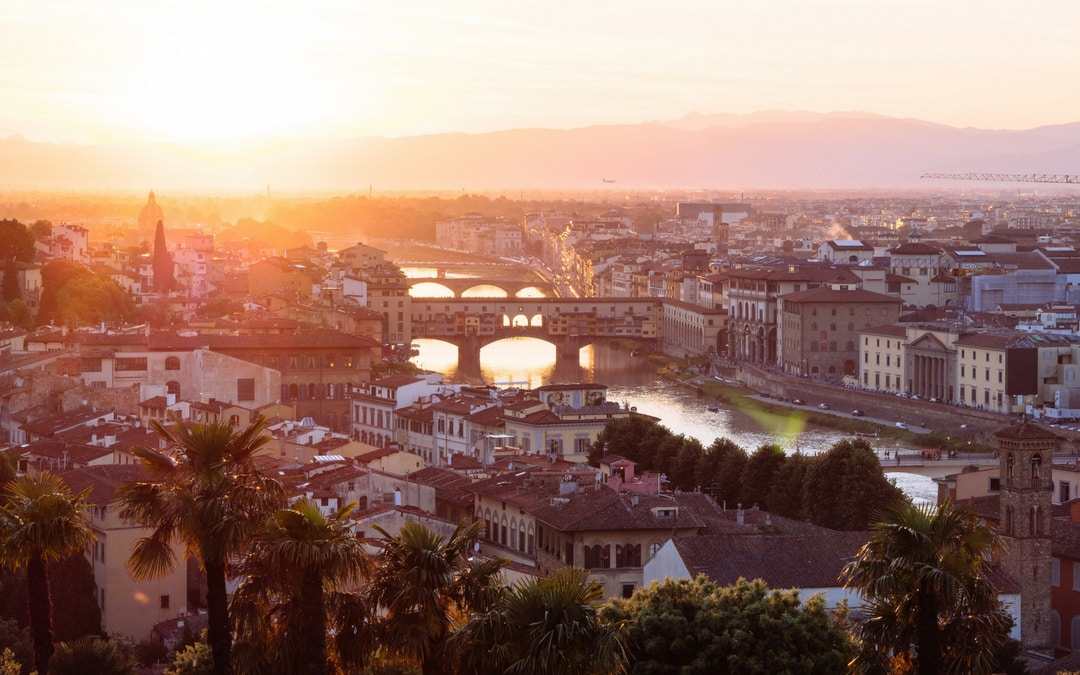 Florence Travel: Client Travel Journal - Traveling with Purpose | Chapter 2 - Florence