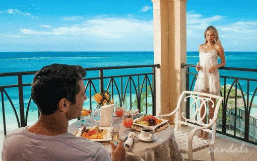 romantic honeymoon vacation at Sandals South Coast in Whitehouse, Jamaica, tailor-made luxury vacation packages by Southern Travel Agency Augusta, GA