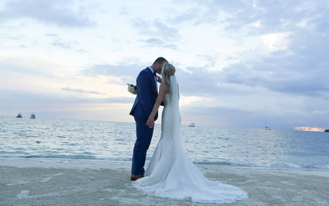 Maggie and Joe's Oceanside Celebration – A Sandals Negril Jamaica Wedding and Honeymoon