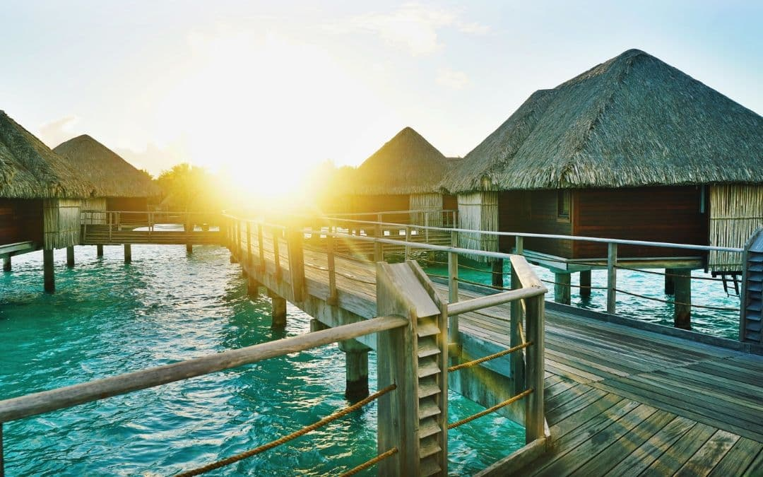 Carter Clan's 4-Day Getaway of Their Dreams: The One & Only Reethi Rah Maldives Resort Hotel
