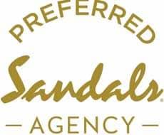 preferred Sandals agency logo