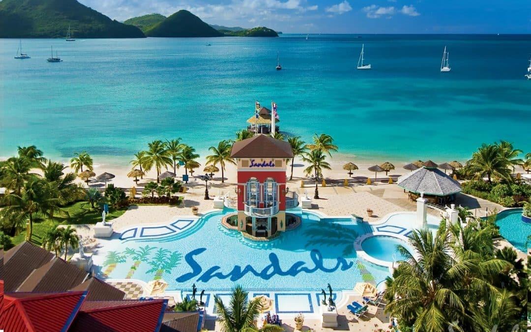 Sandals Grande St Lucian Review