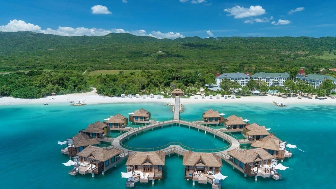 Sandals South Coast Resort, Jamaica