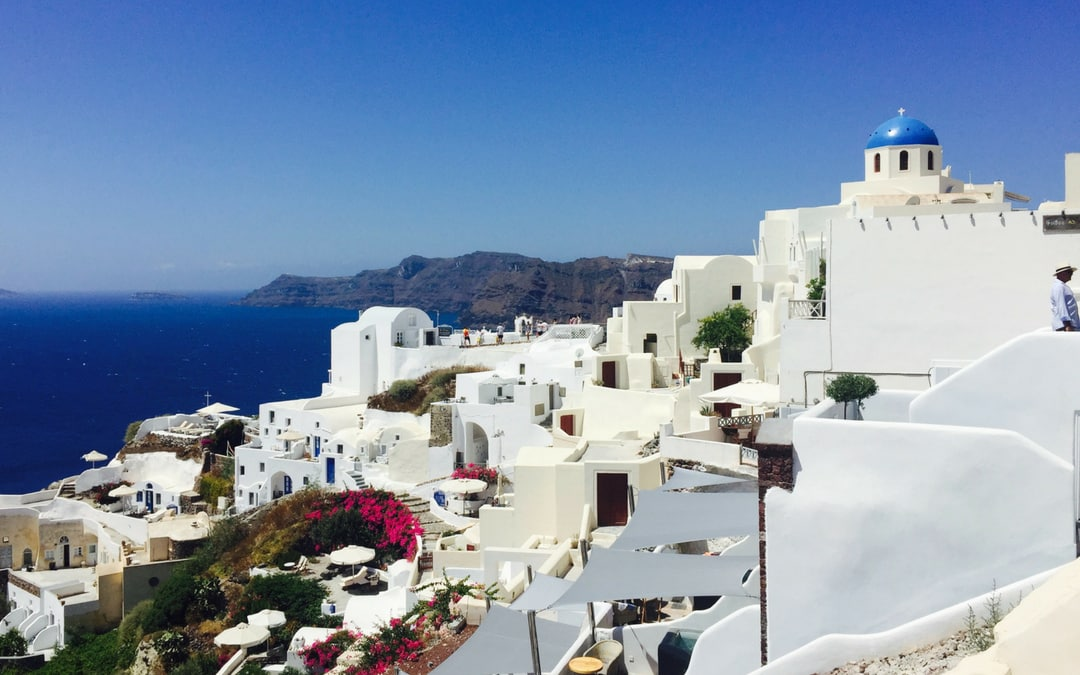 Santorini Travel: Client Italy and Greece Vacation Journal – Traveling with Purpose | Chapter 6 – Santorini, Greece