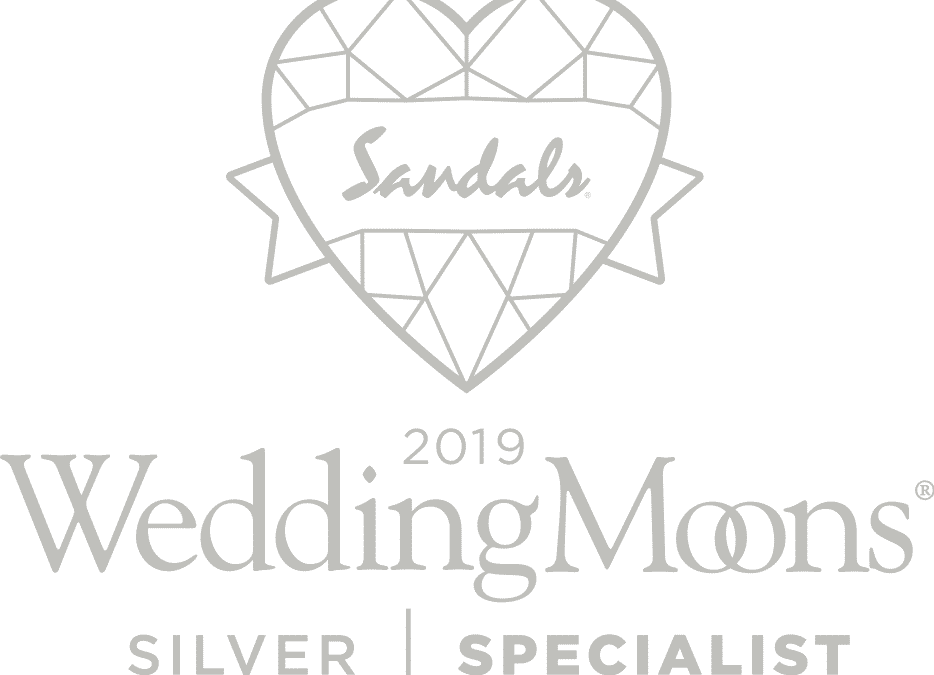 Mellisa Glass of Southern Travel Agency is a Certified 2019 Silver Sandals WeddingMoons® Specialist
