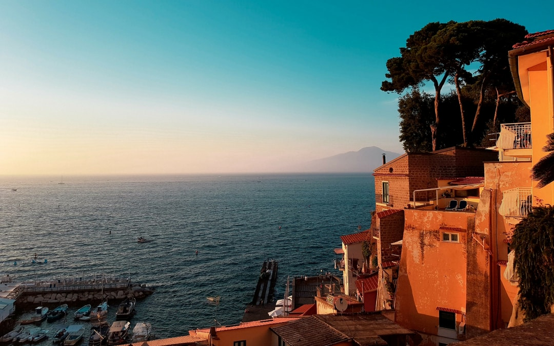 Sorrento and the Amalfi Coast Travel: Client Italy Travel Journal – Traveling with Purpose   Chapter 5