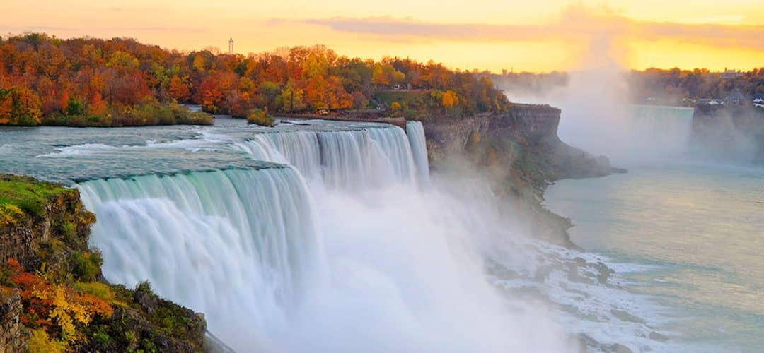 Niagara Falls – Two Countries, One Destination