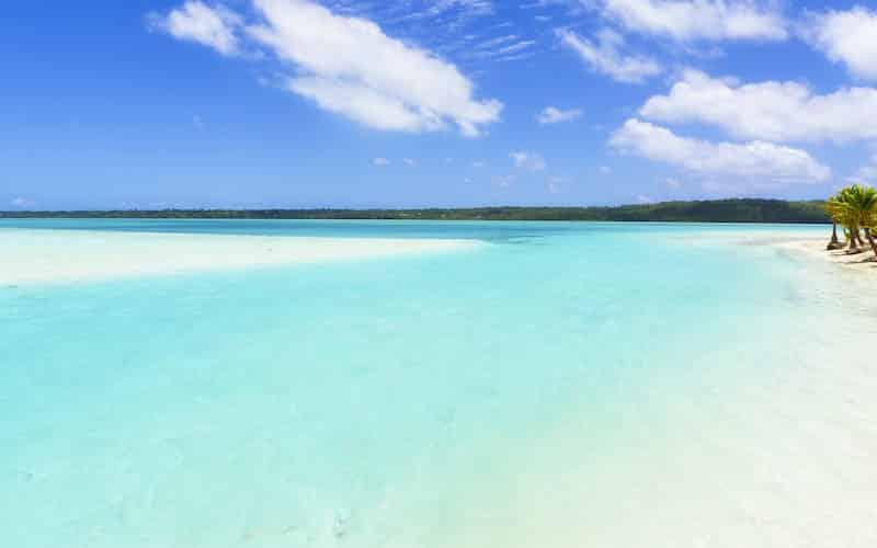Cook Islands, sunny travel destinations