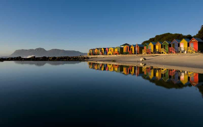 Cape Town, South Africa, sunny travel destinations